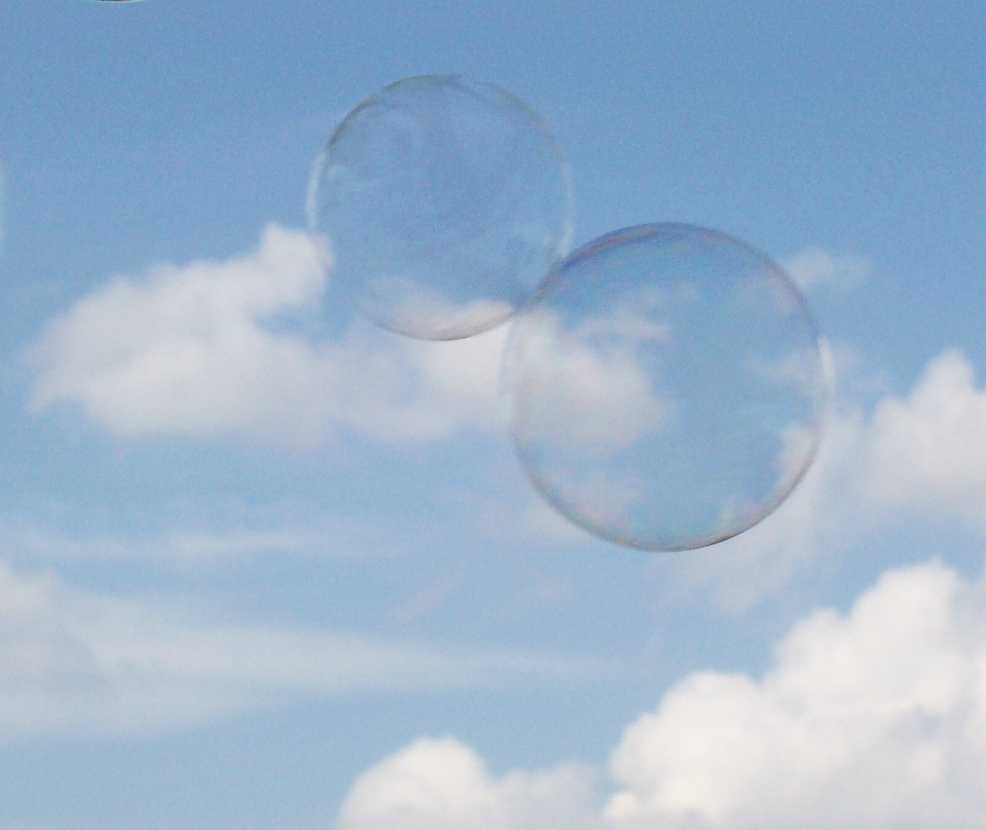Two Bubbles
